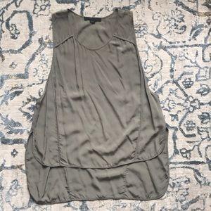 Alexander Wang Silk Tank - Size L